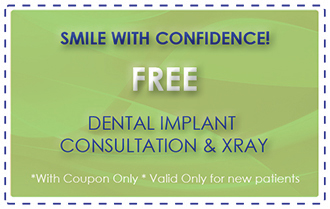 Dental Implant Consultation and Xray